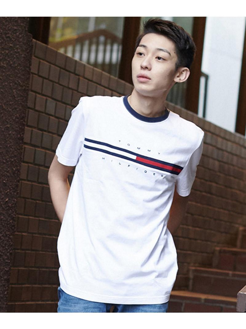 【TOMMY HILFIGER】いいTシャツ探してませんか?トミーヒルフィガーのTシャツがとっても可愛いすぎたんです!!