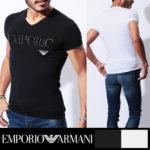 大人のEMPORIO ARMANI(エンポリオ アルマーニ)の大人Tシャツがかっこよすぎて…